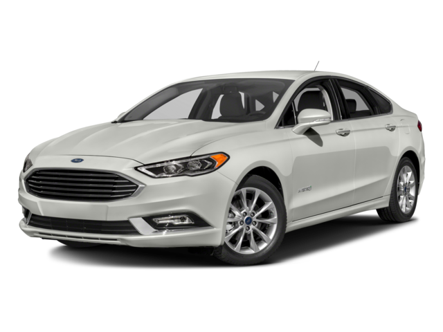 2017 Ford Fusion Hybrid S 4dr Car