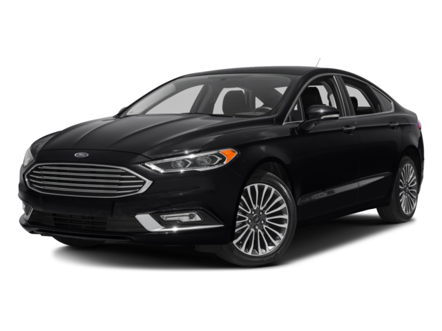 2017 Ford Fusion Titanium 4D Sedan