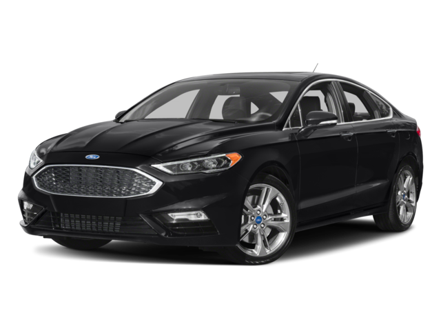 2017 Ford Fusion Sport 4dr Car