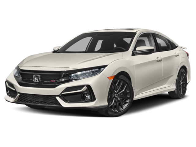 2020 Honda Civic Si Sedan Manual Sedan