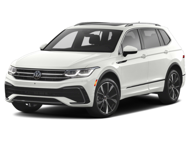 2022 Volkswagen Tiguan SE