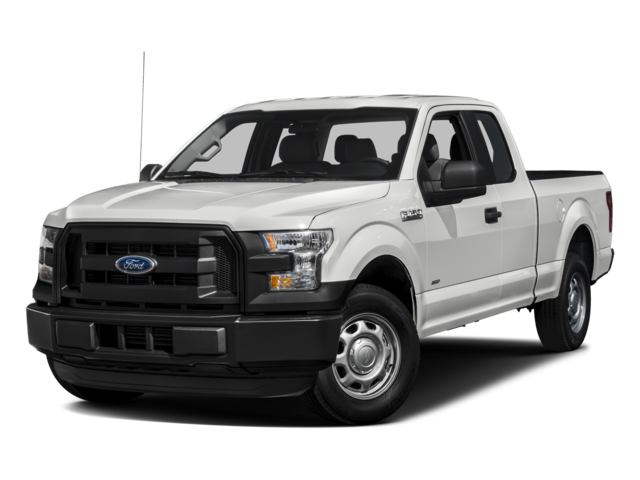 New 2016 Ford F-150 XL