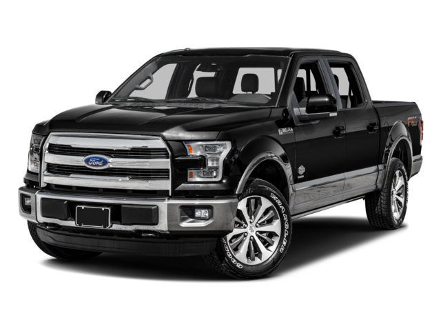 2016 Ford F-150 King Ranch 4D SuperCrew