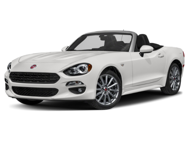 2019 FIAT 124 Spider Lusso 2D Convertible