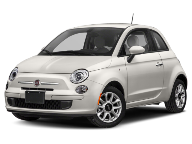 2019 FIAT 500 Lounge Hatchback