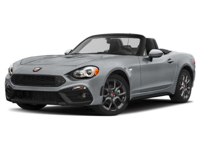 2019 FIAT 124 Spider Abarth 2D Convertible