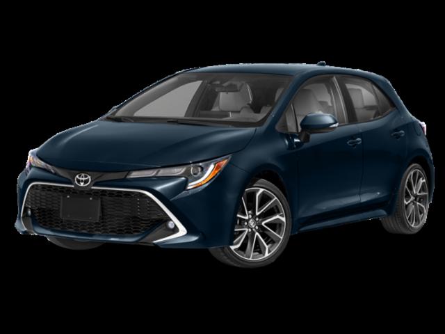 2022 Toyota Corolla Hatchback XSE