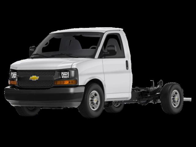 2021 Chevrolet Express Cutaway 4500 Van 2D Chassis