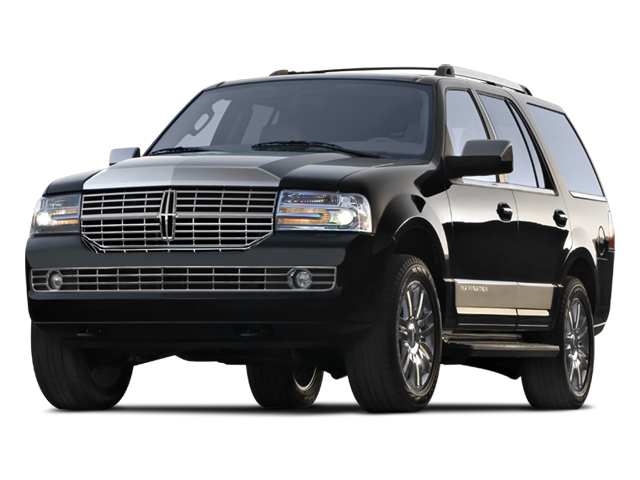 Pre-Owned 2008 LINCOLN NAVIGATOR 4WD SUV