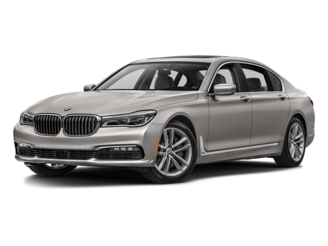 2016 BMW 7 Series 750i xDrive 4dr Car