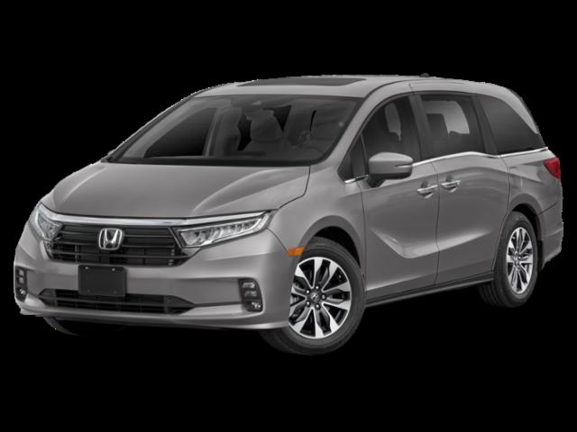 2021 Honda Odyssey EX-L Mini-van, Passenger