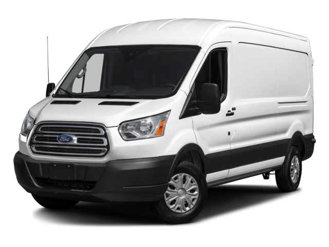 2016 Ford Transit-350 w/Dual Sliding-Side Cargo-Doors