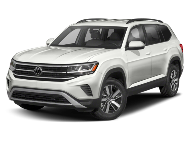 2021 Volkswagen Atlas 3.6L V6 SE with Technology