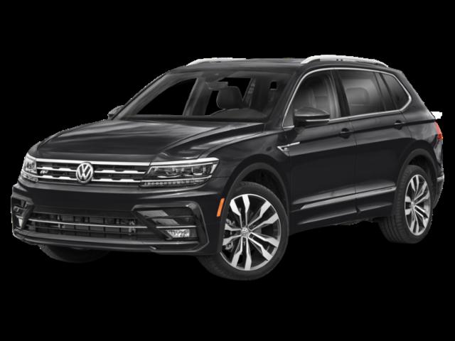 2021 Volkswagen Tiguan SEL Premium R-Line
