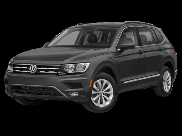 2021 Volkswagen Tiguan S Sport Utility