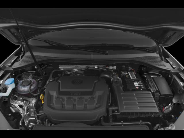 New 2021 Volkswagen Tiguan SE R-Line Black