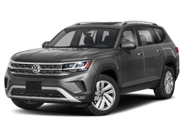2021 Volkswagen Atlas Execline 3.6L 8sp at w/Tip 4MOTION (2) SUV