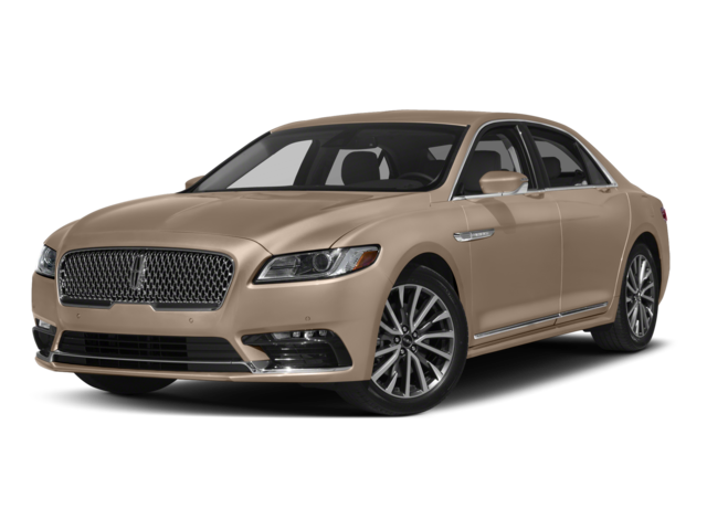 2017 Lincoln Continental Select 4dr Car