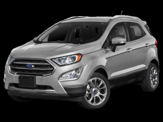New 2018 Ford EcoSport Titanium