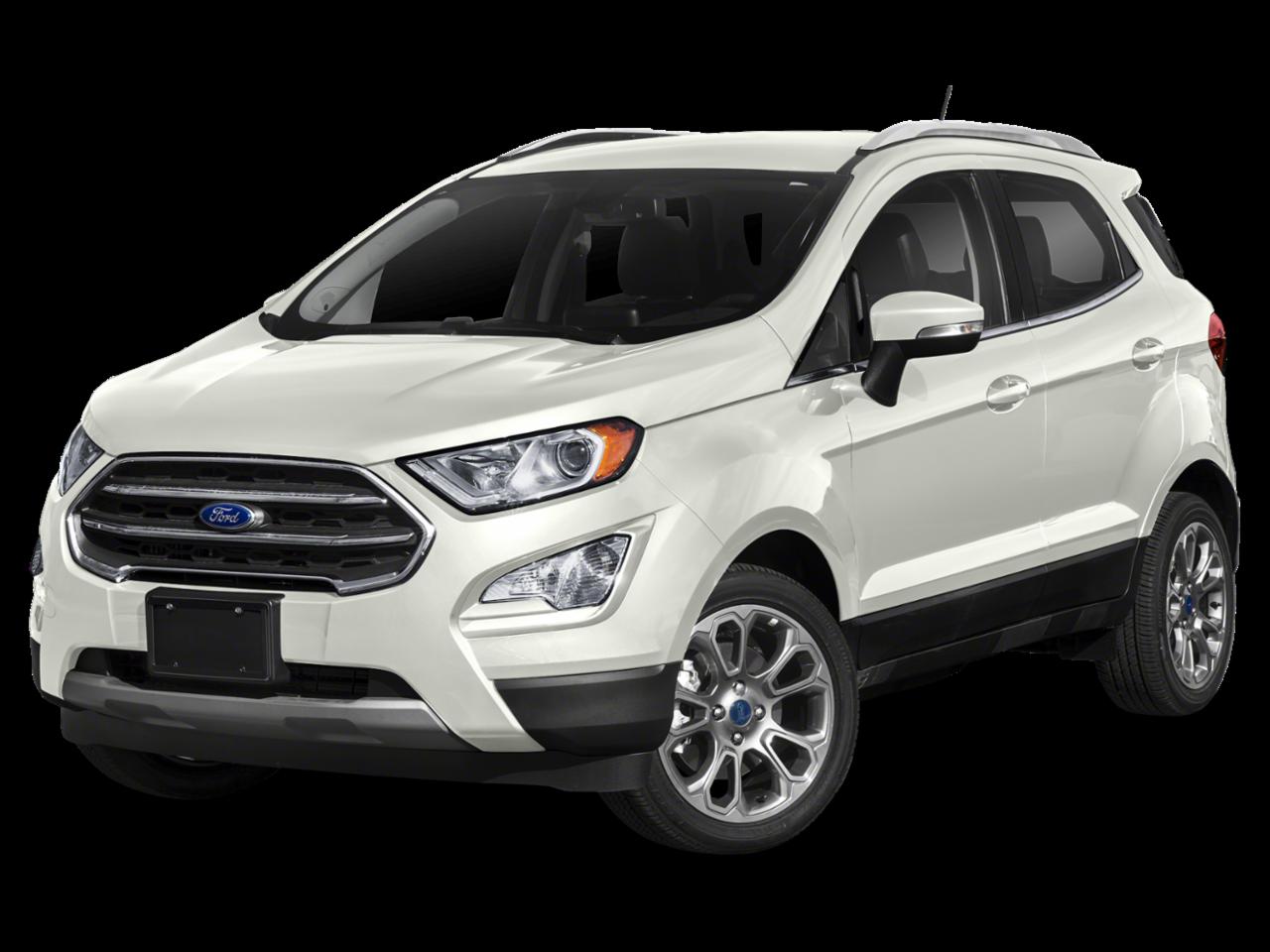 New 2018 Ford EcoSport SE