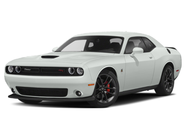 2021 Dodge Challenger R/T Scat Pack 2D Coupe