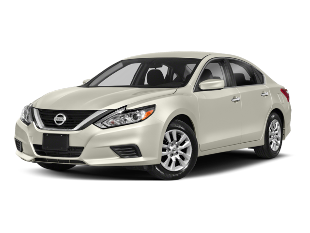 2018 Nissan Altima 2.5 SR 4D Sedan