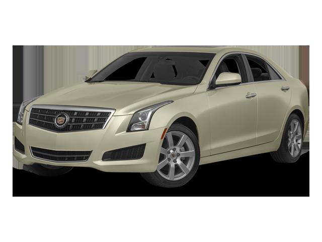 Pre-Owned 2013 Cadillac ATS 2.5L