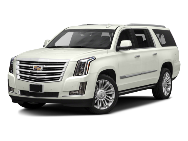 2016 Cadillac Escalade ESV Platinum Edition