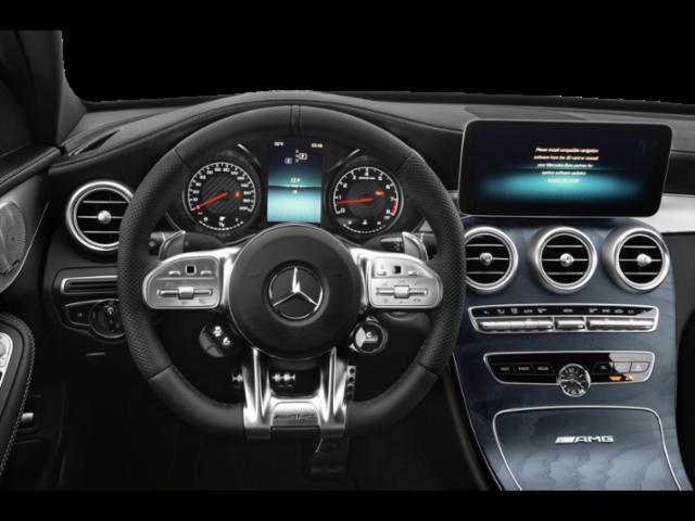 New 2020 Mercedes-Benz C-Class AMG® C 63 S Sedan