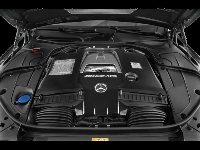 New 2020 Mercedes-Benz S-Class AMG® S 63 4MATIC®