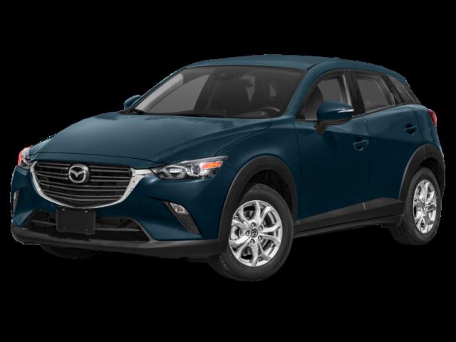 2021 Mazda CX-3 GS AWD SUV