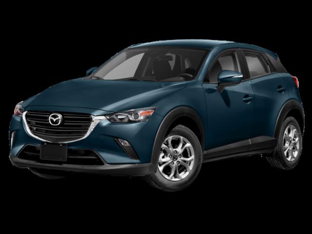 2021 Mazda CX-3 Sport 4D Sport Utility