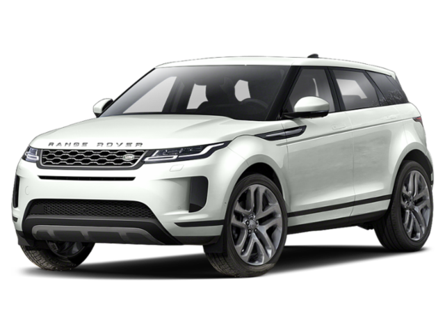 New 2020 Land Rover Range Rover Evoque SE