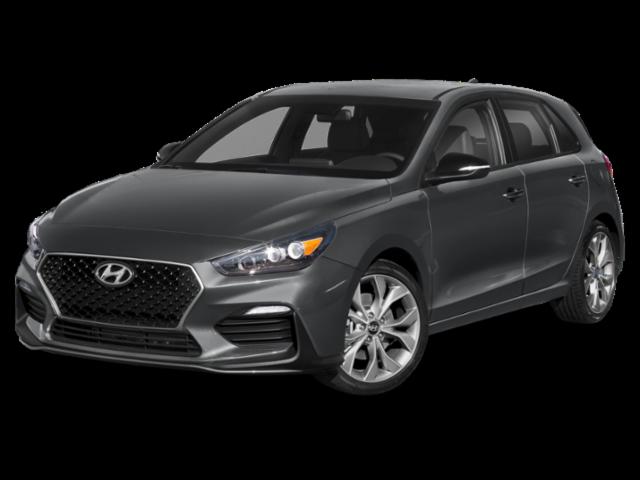 2020 Hyundai Elantra GT N Line 4D Hatchback