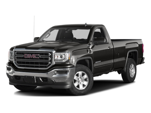 2016 GMC Sierra 1500 C1500 Regular Cab Pickup