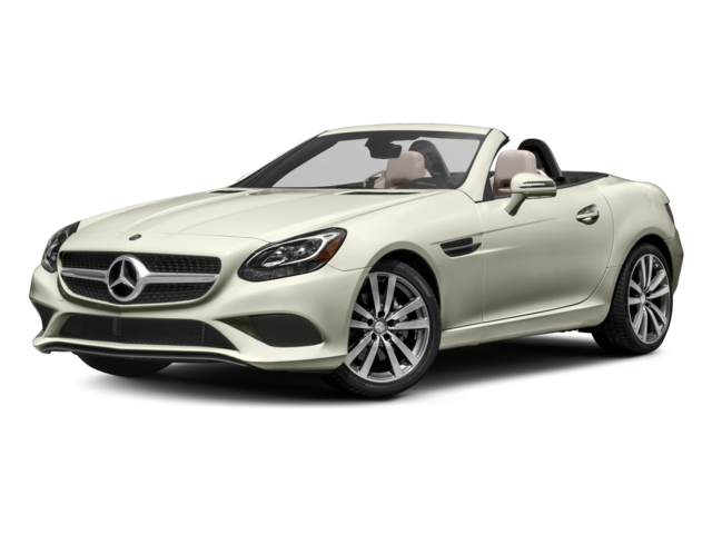 2017 Mercedes-Benz SLC SLC 300 2D Convertible