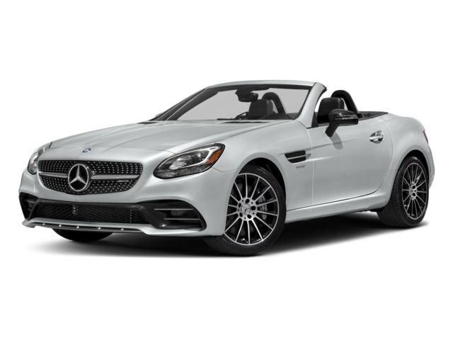 2017 Mercedes-Benz SLC SLC 43 AMG? 2D Convertible
