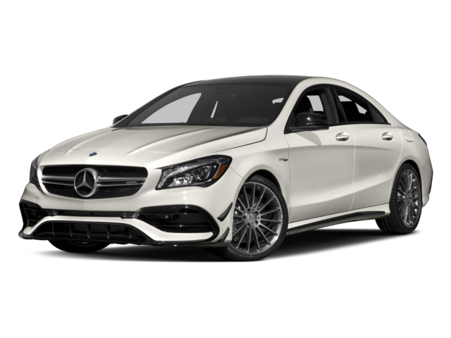 2017 Mercedes-Benz CLA AMG? CLA 45 Coupe