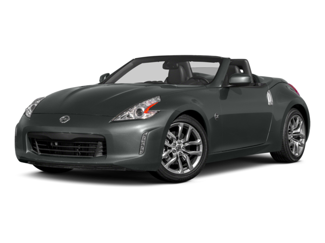 2016 Nissan 370Z Touring 2D Convertible