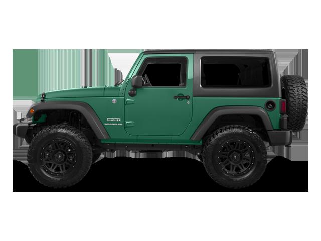 Pre-Owned 2013 Jeep Wrangler Sport