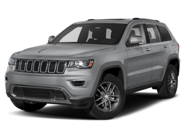 2019 Jeep Grand Cherokee Limited X 4D Sport Utility