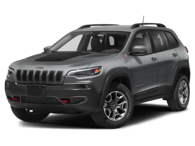 New 2019 Jeep Cherokee 4DR FWD
