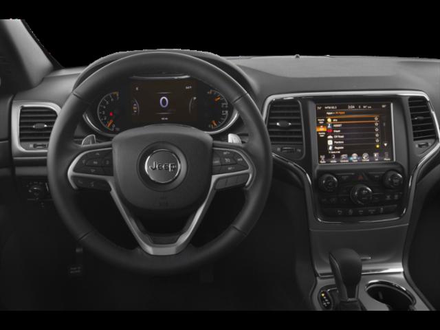 New 2019 Jeep Grand Cherokee 4DR SUV 4X4
