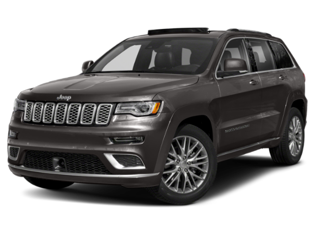 2019 Jeep Grand Cherokee Summit 4D Sport Utility