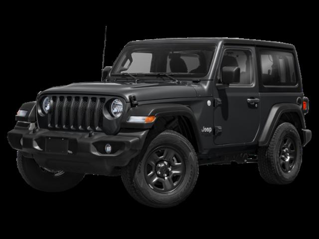 2019 Jeep Wrangler Sport S Convertible
