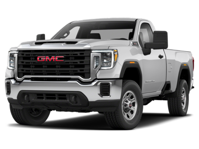 2020 GMC Sierra 3500HD AT4 Truck