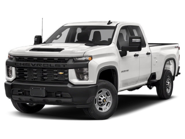 2021 Chevrolet Silverado 2500HD LT 4D Double Cab