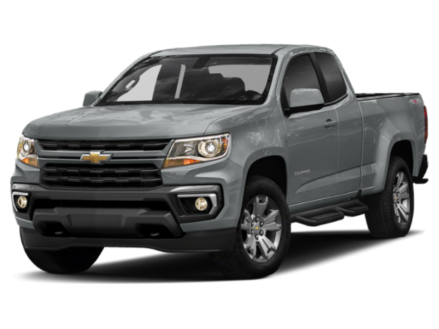 2021 Chevrolet Colorado 4WD ZR2 Extended Cab Pickup - Standard Bed