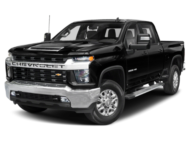 2021 Chevrolet Silverado 2500HD High Country 4D Crew Cab