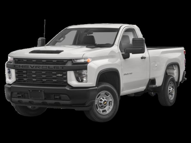 2021 Chevrolet Silverado 2500HD Work Truck Standard Cab